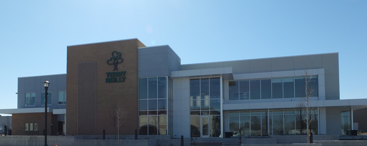 Newly built Terry Reilly Nampa Clinic Opens April 1st 2015